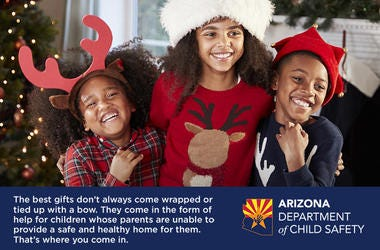 Arizona Department of Child Safety - Holiday