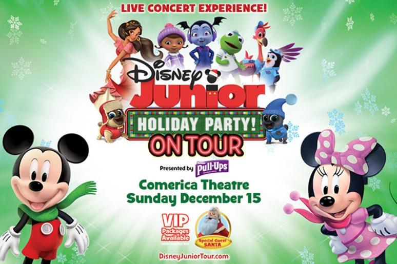 Disney Holiday Party!