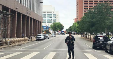 Downtown Dallas Shooting
