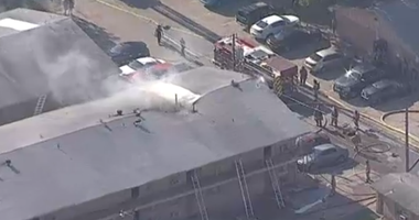 Irving Apartment Fire