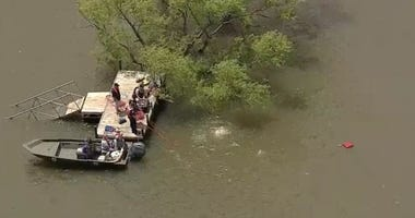 Missing Woman's Car Found In Lake Grapevine
