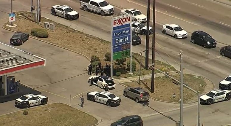 Northwest Dallas Shooting