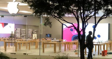 Apple Store Burglary