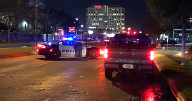 Dallas Police Officer Involved Shooting