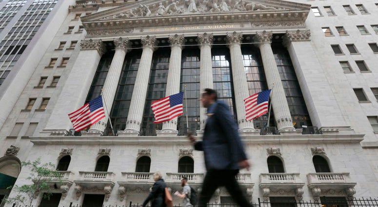 AP New York Stock Exchange