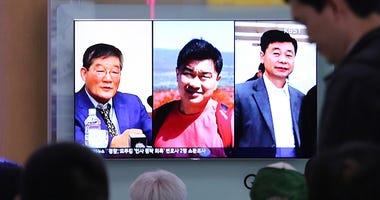 North Korea Detainees