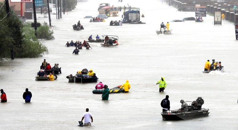 Houston Flood Control Vote