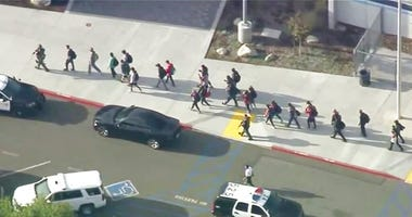 6 hurt in Southern California high school shooting