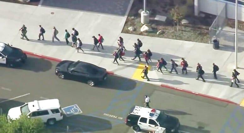 6 hurt in Southern California high school shooting