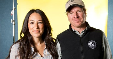 Joanna Gaines and Chip Gaines