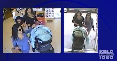 Arlington Theft Suspects