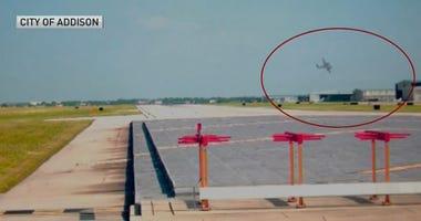 Video Released Of Addison Plane Crash
