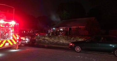 Arlington House Fire