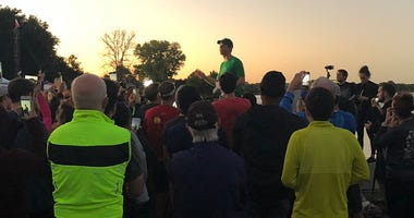 Beto O'Rourke Rally Dallas