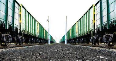 Train Full Of Raw Sewage