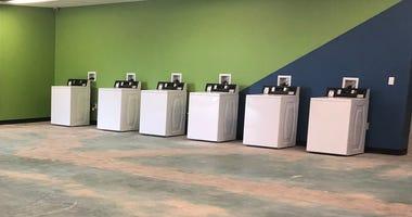 Cornerstone Baptist Church Laundromat
