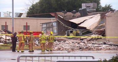 Dallas Building Collapse