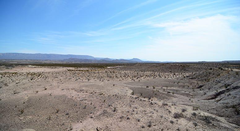 Desert, Drought