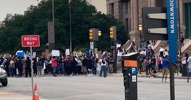 Fort Worth Protest