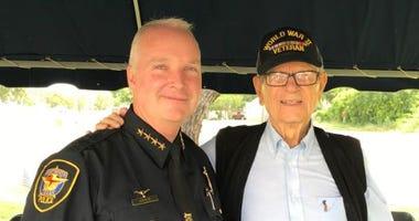 Fort Worth's interim police chief  Ed Kraus