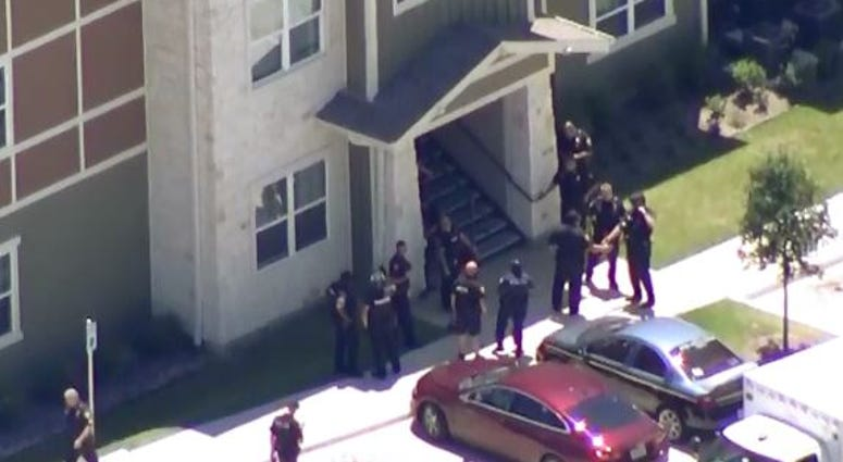 Fort Worth Hostage Situation