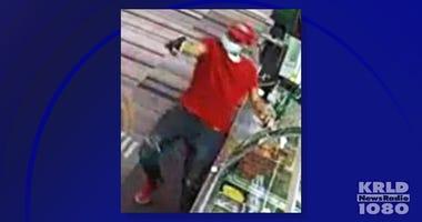 Galleria Mall Shooting Suspect