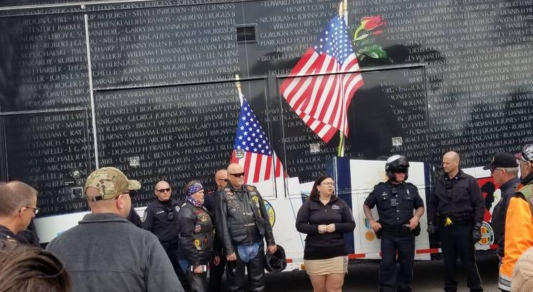 Garland Wall