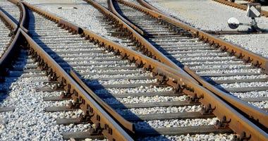 Train Tracks, Crossing,