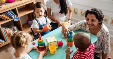 Daycare, child care,