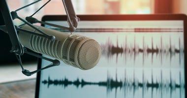 Podcast, Audio File, Radio, Interview