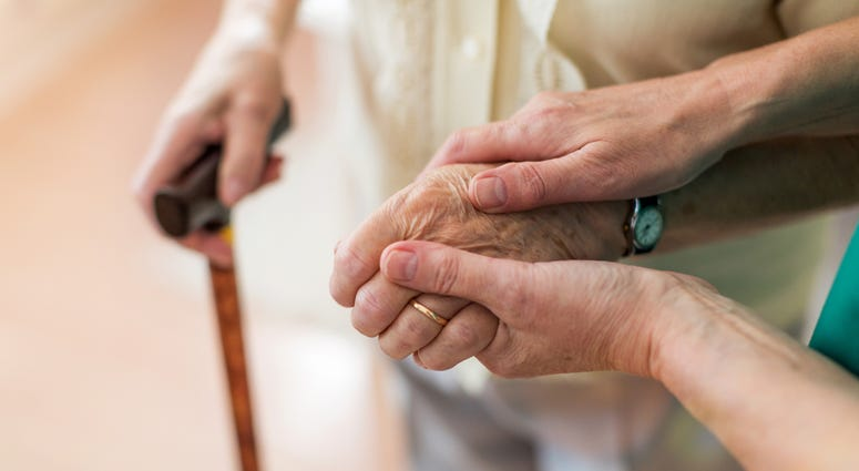 Elderly Patient, Dementia Care