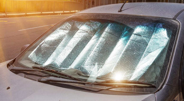 Sunshine, Hot Car