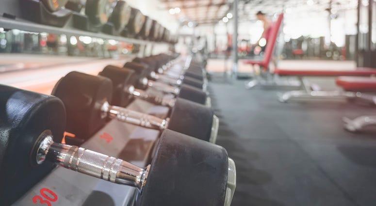 Workout, Gym