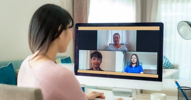 Video Conference, Social Distancing,