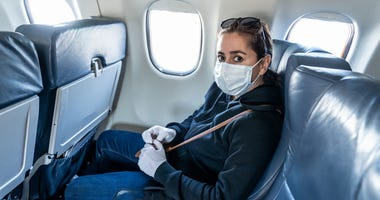 Required Mask On Airplane