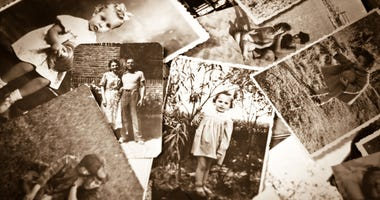old black and white photographs