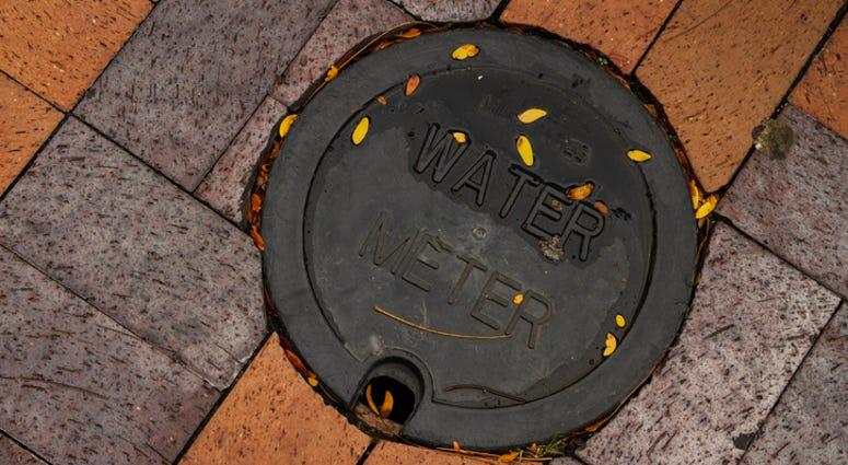 Utility Water Meter