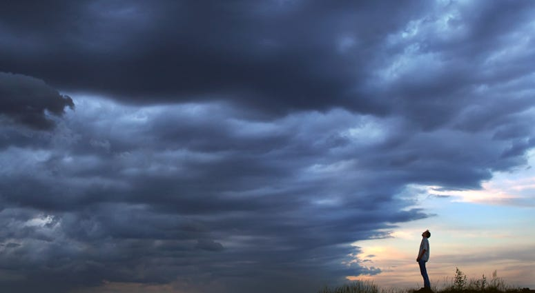 Storm Clouds, Cold Front