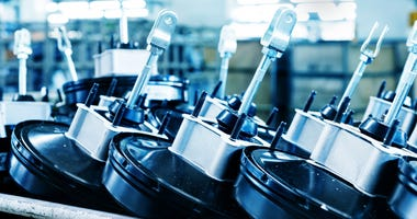 Auto Assembly Plant