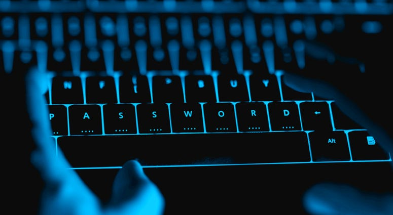 Computer Keyboard, Hackers, Email