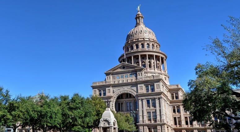 Texas Capitol building,