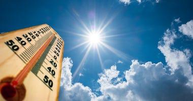 Summer Sun, Heat