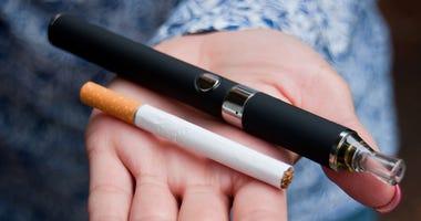 Tobacco Products, Cigarette,  e-cigarette