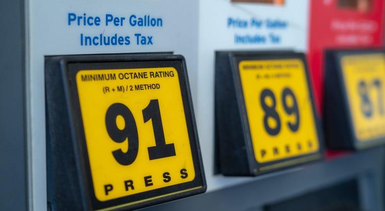 Gasoline, Gas Pump
