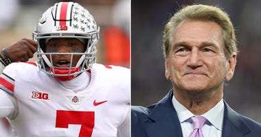 Dwayne Haskins, Joe Theismann