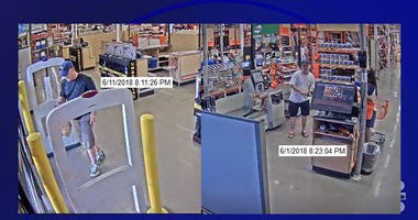 Southlake Home Depot Identity Theft