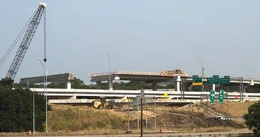 Construction, I-35W