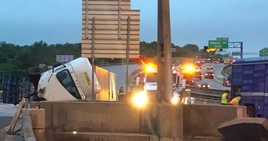 I-30 Car Crash