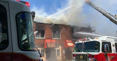 Bishop Arts Fire