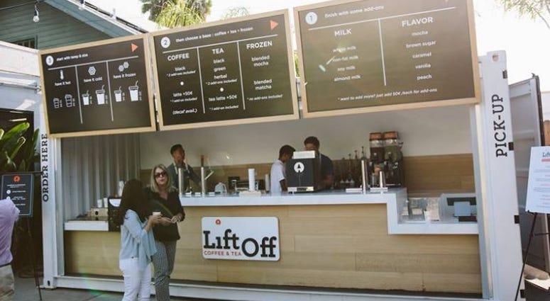 LiftOff Coffee & Tea